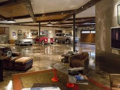 Dream Garage / Man Cave :: Dallas, Texas