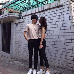 send requests it has mature language and it will inclu… Style Ulzzang, Mode Ulzzang, Korean Boys Ulzzang, Ulzzang Couple, Girl Couple, Sweet Couple, Love Couple, Couple Shoot, Matching Couple Outfits