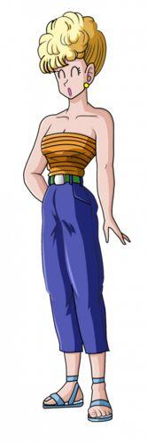 Panchy Brief - -Serie:Dragon Ball (1986-1989) FUNimation (EEUU) / Selecta Vision (España)