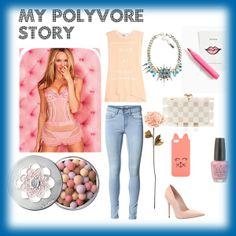 """""""my polyvore story"""" by jelena-peranic on Polyvore"""