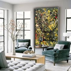 extra large painting on canvas, large oil painting, large colorful abstract painting, original canvas art, modern abstract painting Action Painting, Drip Painting, Yellow Painting, Large Painting, Acrylic Paintings, Jackson Pollock, Lotus Kunst, Pollock Paintings, Drip Art
