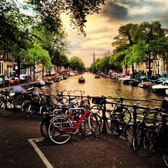 Prinsengracht : Along with the Herengracht and Keizersgracht, one of the three major canals that shape the city. AMSTERDAM