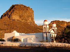 Hermitage Nuestra Señora de Las Nieves, Gran Canaria, Canary Islands