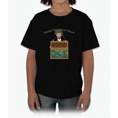 Happy Hanukkah Marv Young T-Shirt