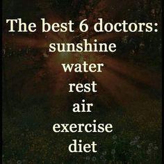 the best 6 doctors