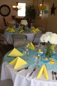 """Photo 4 of 22: Rubber Ducks / Baby Shower/Sip & See """"Mel's Baby Shower"""" 