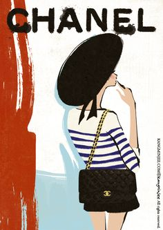 KangMinjee Fashion Illustration