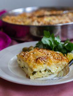 Potatisbakelser - ZEINAS KITCHEN Vegetarian Cooking, Empanadas, Salmon Burgers, Lasagna, Quiche, Breakfast, Ethnic Recipes, Food, Spaghetti