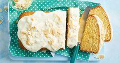 Lemon drizzle condensed milk cake - cake making home Sweet Condensed Milk, Condensed Milk Recipes, Chocolate Slice, Chocolate Topping, Food Cakes, Lemon Drizzle, Fairy Bread, Easy Desserts, Lemon Desserts