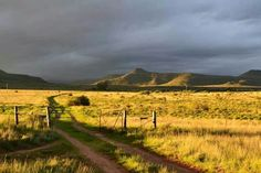 Karoo Landscape Photos, Landscape Art, Landscape Paintings, Canvas Pictures, Pictures To Paint, Travel Around The World, Around The Worlds, African Artwork, South African Artists