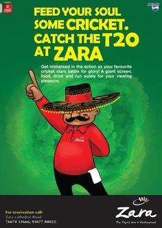 IPL Special @ Zara Tapas Bar, Zara Tapas Bar, Chennai
