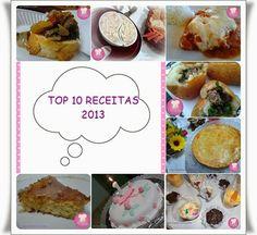 Top 10 2013 www.anaclaudianacozinha.com
