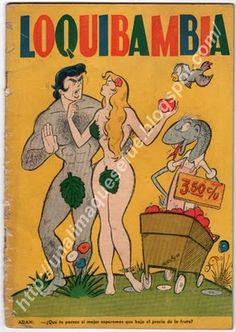 Dibujo Humorístico y Caricaturas en la Lima del año 1950