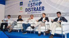 Ocho de cada diez conductores se distraen más al ir acompañados en el vehículo. http://www.aurgi.com/index.php/noticias/1043-race-bp-y-castrol-lanzan-la-campana-stop-distraer