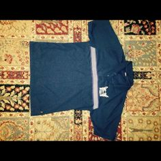 RS21 Navy blue polo size large (men's) Worn once, in excellent condition RS21 Shirts Polos