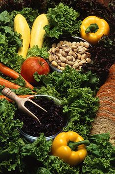 GO VEGETARIAN ONCE A WEEK  One less meat-based meal a week helps the planet and your diet. For example: It requires 2,500 gallons of water to produce one pound of beef. You will also also save some trees. For each hamburger that originated from animals raised on rainforest land, approximately 55 square feet of forest have been destroyed. #pin4good