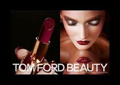 Ok I have a crush on Tom Ford. his brain turns me on! Smartologie: Tom Ford Beauty Fall 2013 Campaign - First Look Tom Ford Beauty, Beauty Ad, Beauty Trends, Beauty Makeup, Tom Ford Makeup, Winter Makeup, Fall Makeup, Winter Beauty, Protective Hairstyles