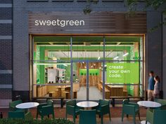 Sweetgreen // Originally just a small corner store in Georgetown, this eatery has turned into a national chain. With multiple locations in DC, Bethesda, New York, and soon LA, this popular place is like Chipotle for vegetarians. Order a custom salad, froyo, or fresh-pressed juice, and feel inspired by their eco-friendly design and motivational quotes.