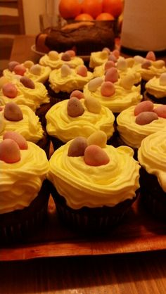 Muffiny z jajami / muffins with eggs