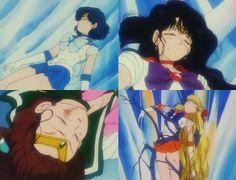 ¿Cómo alguien es capaz de hacerle ver esta escena a cualquier persona sensible? | 21 Pensamientos que tengo sobre Sailor Moon ahora que soy adulto