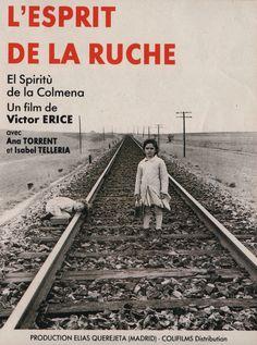 Spirit of the Beehive. El Espiritu de la Colmena.  Maybe my favourite film.