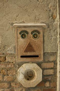 sarahgoodreau door bells in venice. & Door bells... |