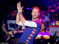 Parent-teacher anxiety: Coldplay frontman Chris Martin told Nova 96.9's Smallzy's Surgery this week he doesn't get stage fright - but is afraid of meeting headmasters when visiting potential schools for his children