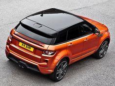 Project Kahn 2012 Land Rover Range Rover Evoque RS250 Vesuvius Copper