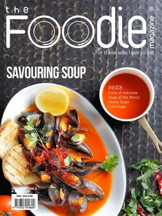 The Foodie Magazine - October 2015