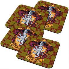 Harry Potter Gryffindor Coasters |