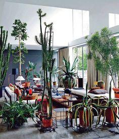 The home of Maurizio Zucchi. Elle Korea