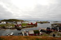 #Sør-Gjæslingan in #Vikna. Once upon a time the largest fishing village south of Lofoten.  www.kystriksveien.no #Kystrksveien #Namdalen #Trøndelag