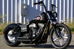 #71 Dyna Retro Bobber | Southeast Custom Cycles | Concord, NC