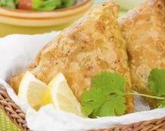 Bricks au poisson à l'algérienne (facile, rapide) - Une recette CuisineAZ