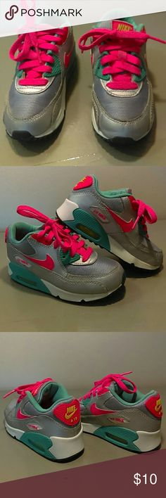 Size 11c girls sneakers Mint condition toddler Nike sneakers Nike Shoes Sneakers