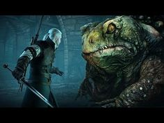 The Witcher 3: Hearts of Stone - How to Kill the Toad Prince (Evil's Sof...