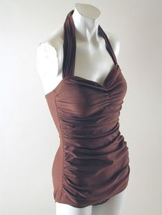 This is my gorgeous Esther Williams swimsuit.  SO flattering on every size!    http://www.retrodress.com/otherstuffsix.html