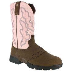 Justin Women's George Strait Waterproof Western Boots