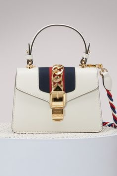 Gucci Sylvie leather mini bag