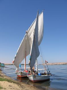 Travelling the Nile by feloeka.