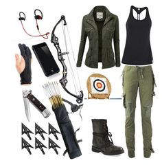 """""""Pretty Badass with a Bow"""" by crimsonblackrose ❤ liked on Polyvore featuring Greg Lauren, Beats by Dr. Dre, Under Armour, Steve Madden, White Crow and Valentino"""