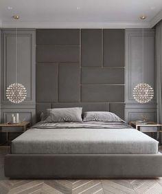 Les plus beaux modèles de lustre de 35 chambres à coucher