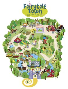 Fairytale Town for kids in William Land Park