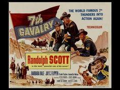A Sétima Cavalaria - 7th Cavalry (1956) - Filme Faroeste Completo