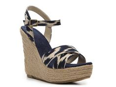 Chinese Laundry Dance Floor Wedge Sandal Women's Wedge Sandals Sandals Women's Shoes - DSW