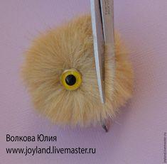 Как я стригу голову своим совятам - Ярмарка Мастеров - ручная работа, handmade