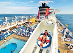 Disney Dream Cruise ship- I need to go on another Disney cruise!