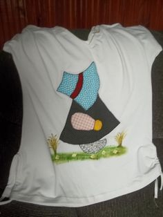 camiseta customizada.