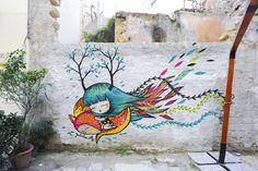 Arte Popular, Street Art Graffiti, Street Artists, Banksy, Types Of Art, Urban Art, Cute Art, Art Drawings, Anime Art