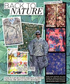 FASHION VIGNETTE | Back to Nature, A/W 2015-16